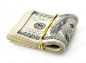 dolares billetes pocos