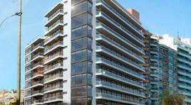 Apartamentos con PATIO en la Rambla de Malvín