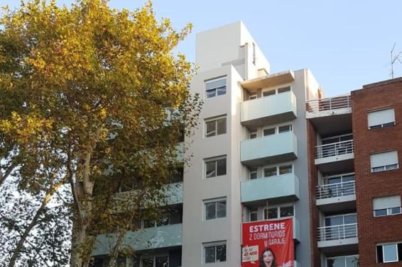Cenit fachada cartel