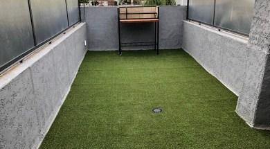 Verde Prado 1 duplex – terraza