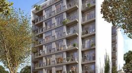 1 Dormitorio en La Blanqueada a Estrenar en 2020 para Vivir o Invertir