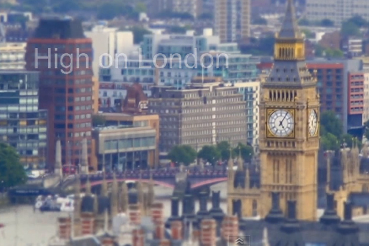 High on London