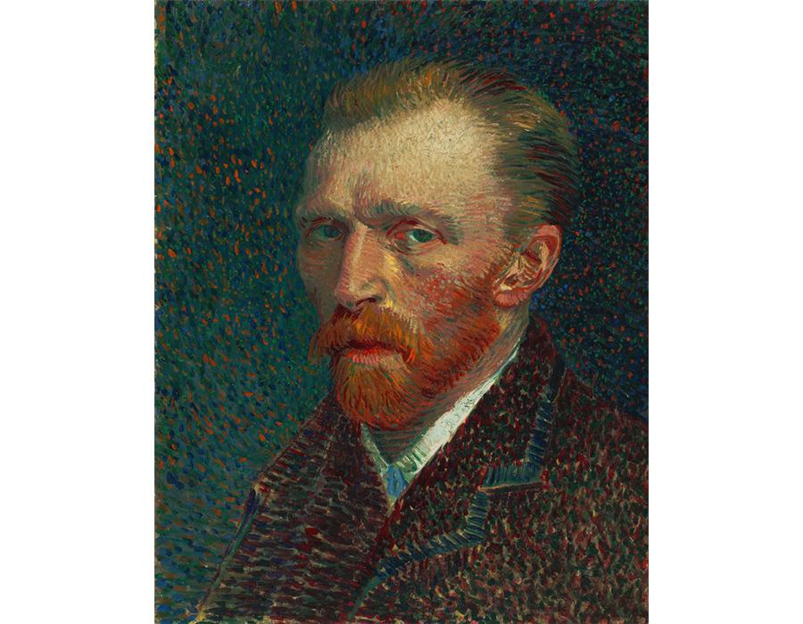 Vincent Van Gogh suicídio