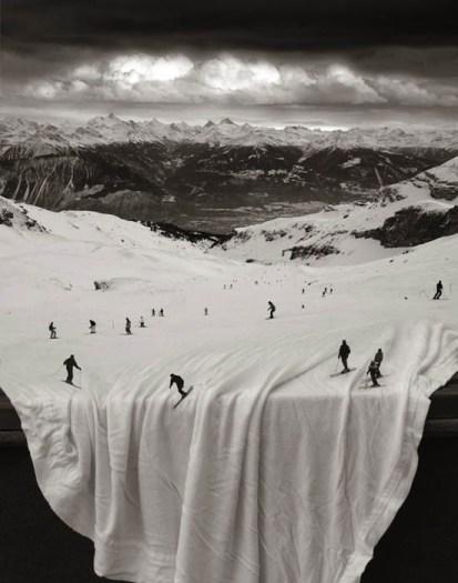 artistas de fotomontagem; Thomas Barby - Oh Sheet