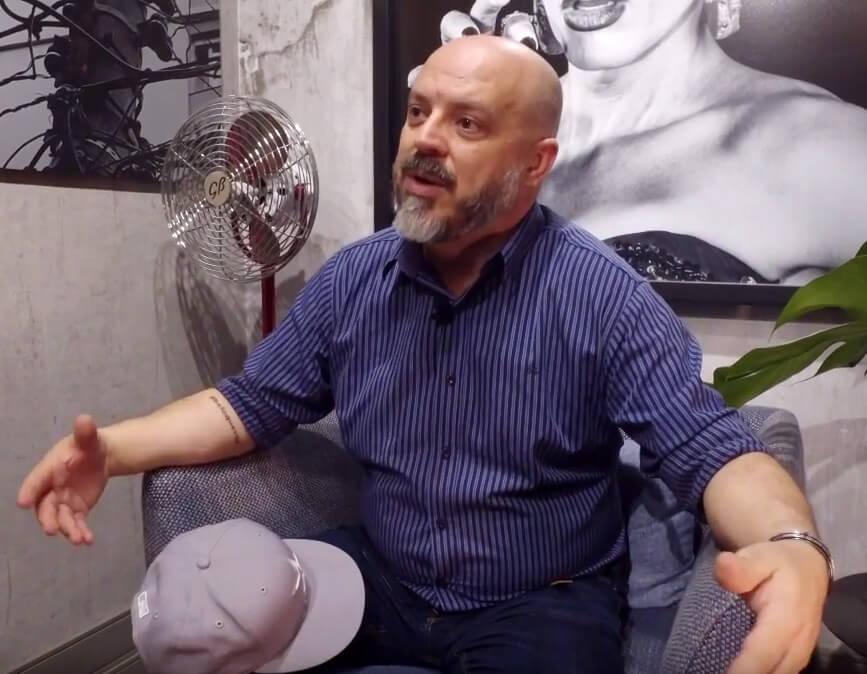 Entrevista com Julio Dantès na Casa Cor 2016