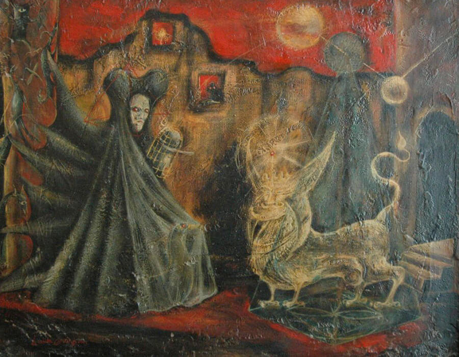 Mulheres Surrrealistas: Leonora Carrington