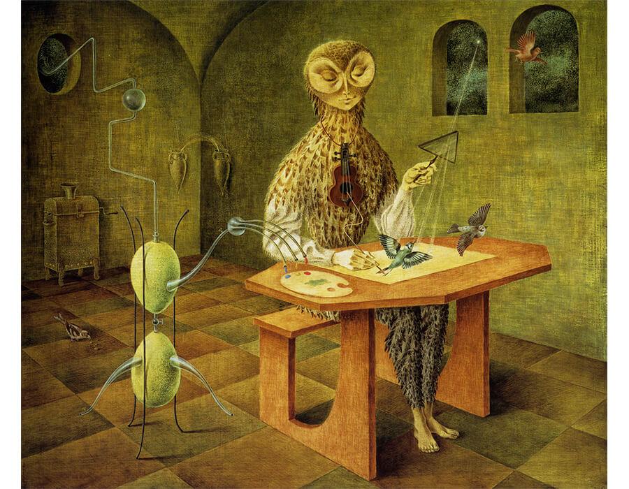 Mulheres surrealistas: Remedios Varo
