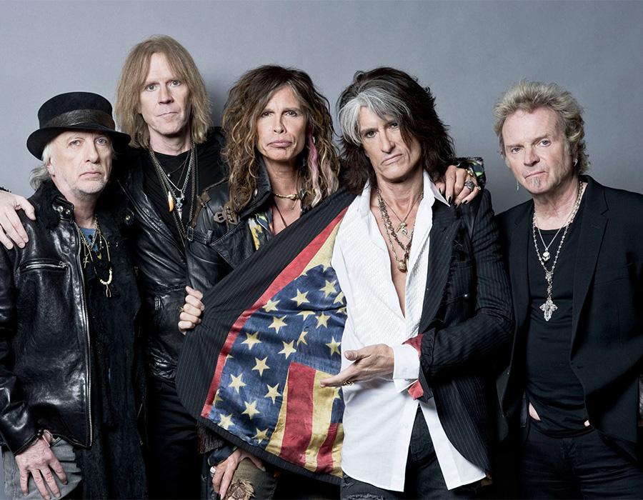 Aerosmith retorna ao Brasil para turnê de despedida