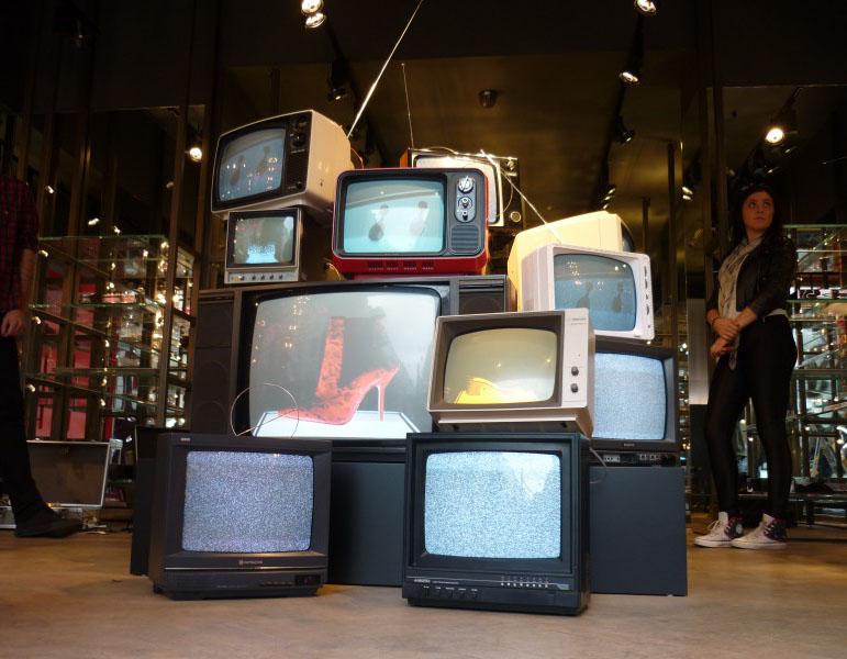 Como a TV mudou radicalmente nossas casas