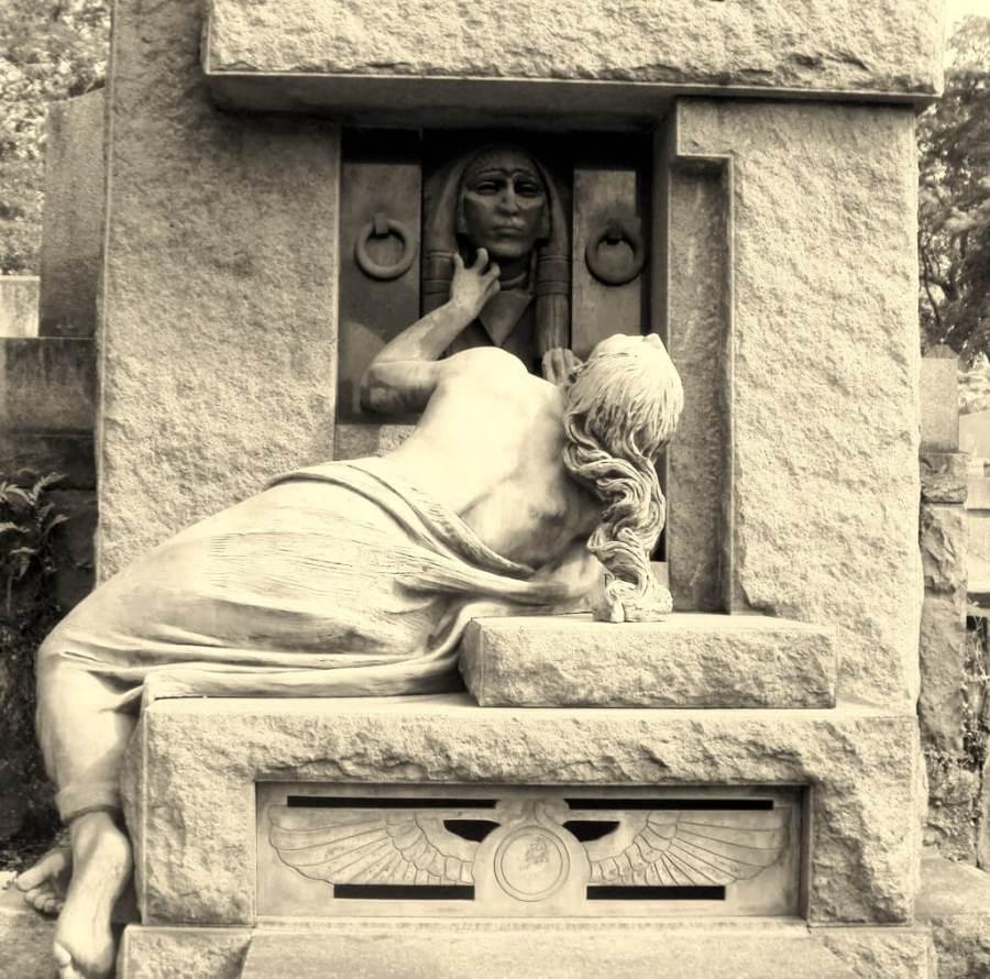 Cemitério São Paulo – Foto Gláucia Pimentel