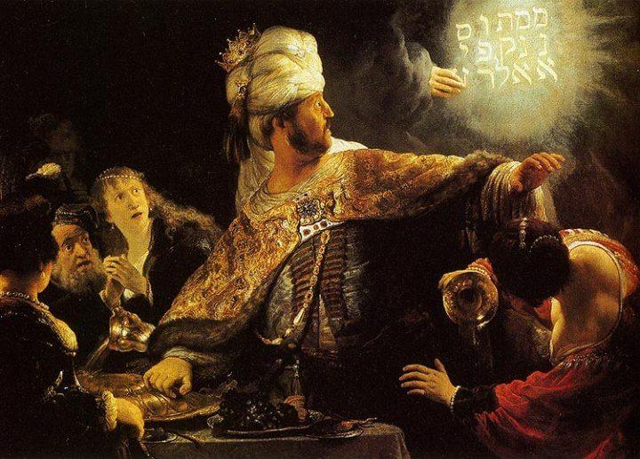 Festa de Belsazar
