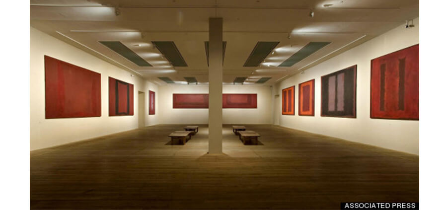 Mark Rothko: arte abstrata