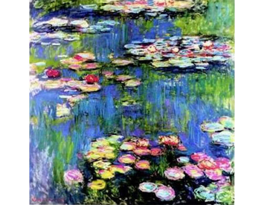 Water Lilies (1916)