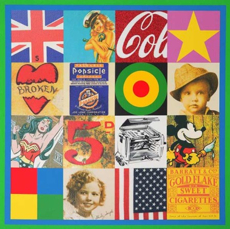 Sources of Pop Art IV - Peter Blake