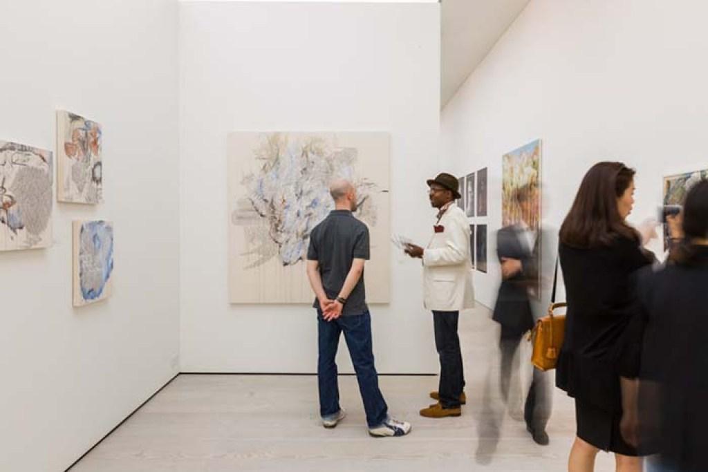 artista de sucesso Yun-Kyung-Jeong-from-Gallery-Koo-at-START-art-fair-credit-Luke-Walker-1024x683