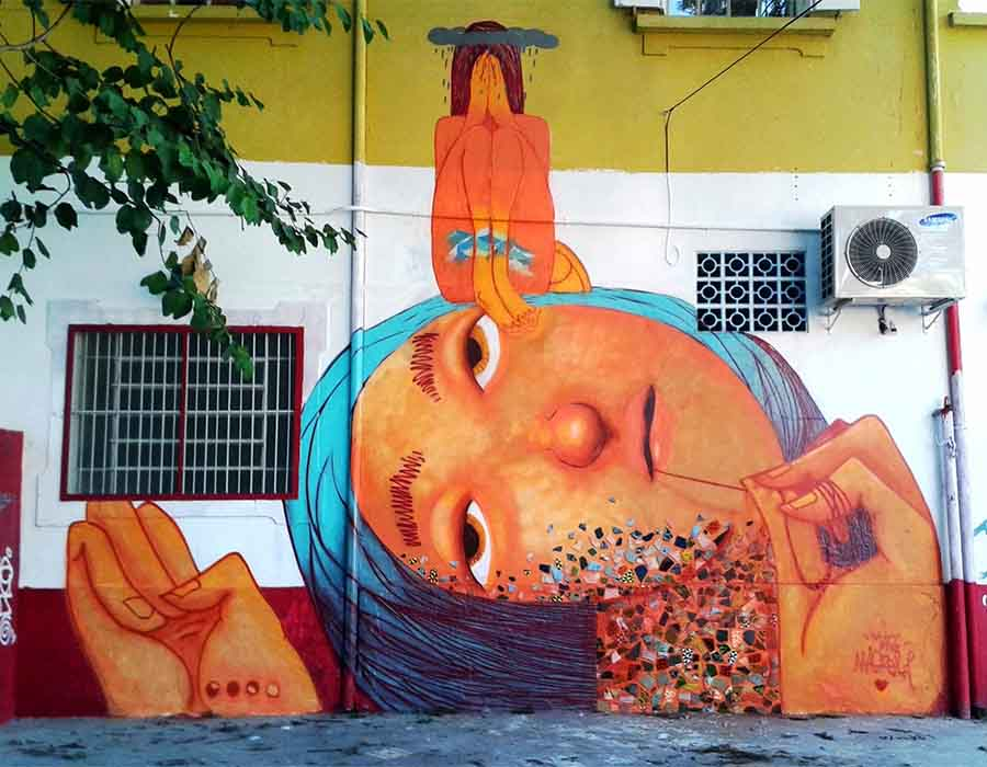 street art - mag