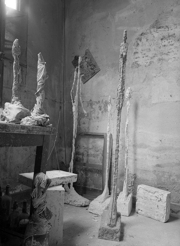 esculturas de giacometti