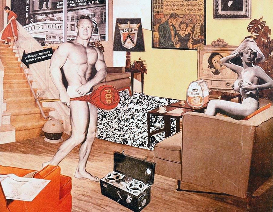 O Pop Art Britânico e por onde tudo começou