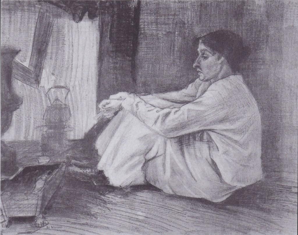 Sien - Vincent van Gogh