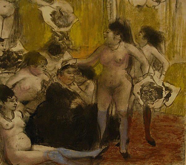 retratos de prostitutas