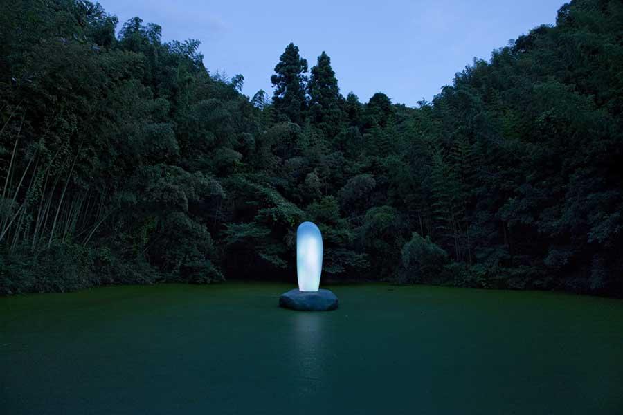 arte contemporânea Japonesa