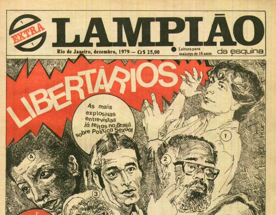O Jornalismo Gay na ditadura, como foi