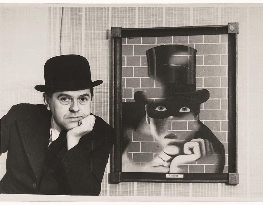 As fotografias experimentais de René Magritte