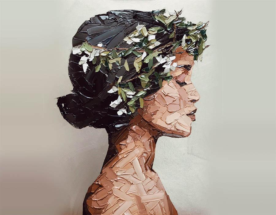 Elena Gual: seu estilo e pinceladas marcantes