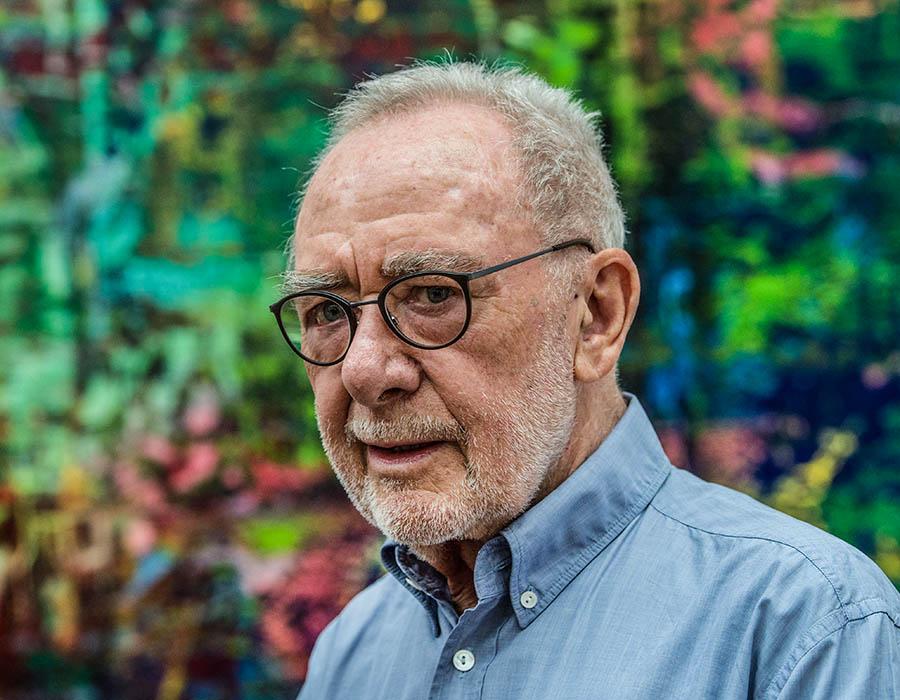 Gerhard Richter e suas multi facetas