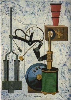 Desfile Amoroso (1917) dadaísmo;