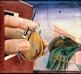 dadaísmo; Édipo Rei (1922)