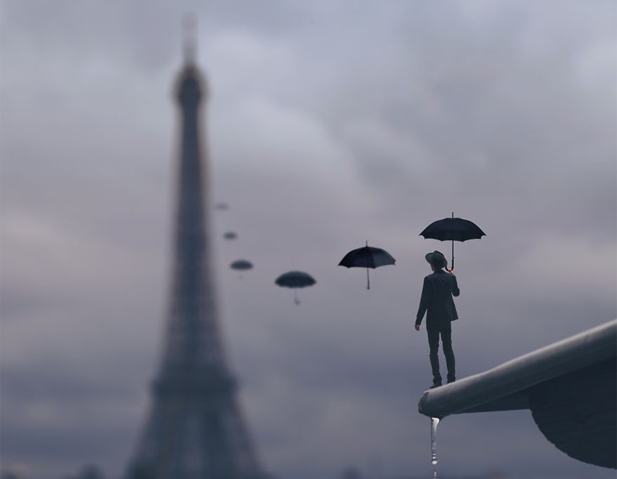 Vincent Bourilhon e seu fantástico mundo