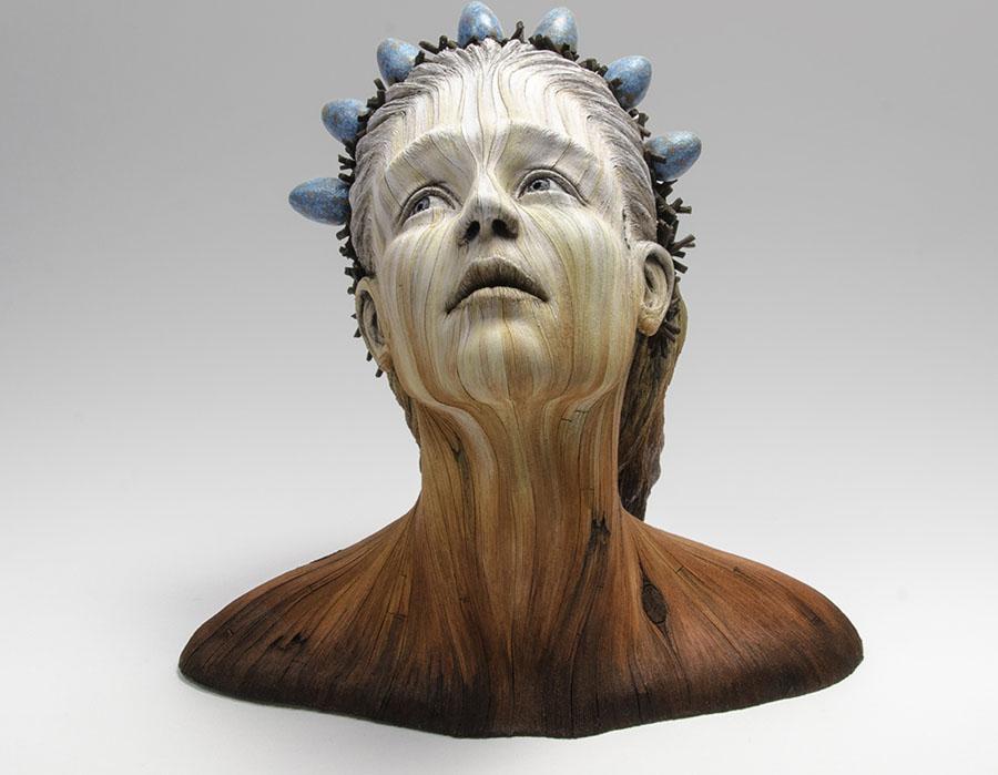 Conheça as esculturas hiper-realistas de Christopher David White