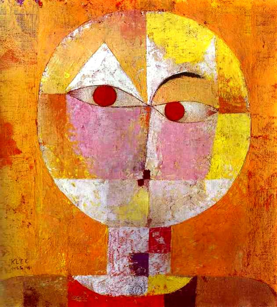 Paul Klee Senecio(1922)