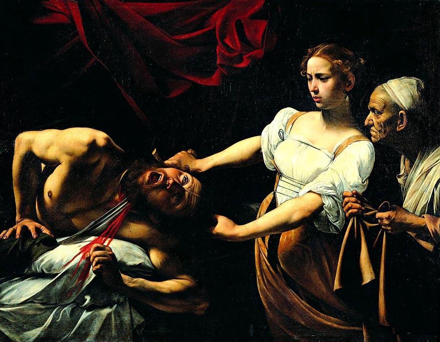 Caravaggio, um pintor procurado por assassinato - arteref