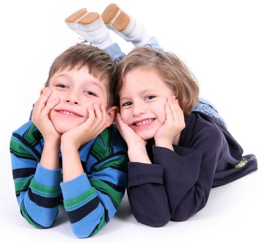 Galerias: crianças felizes