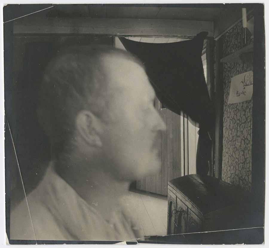 munch perfil 1904