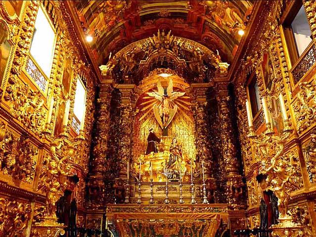 Igreja da Ordem Terceira de São Francisco da Penitência, Rio de Janeiro