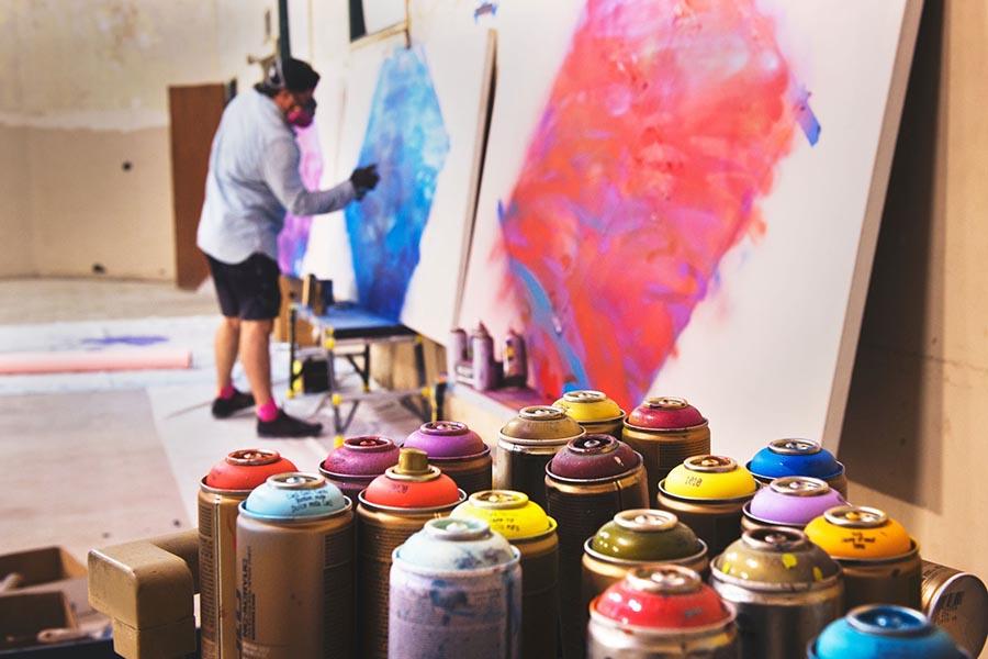 aprendendo a pintar