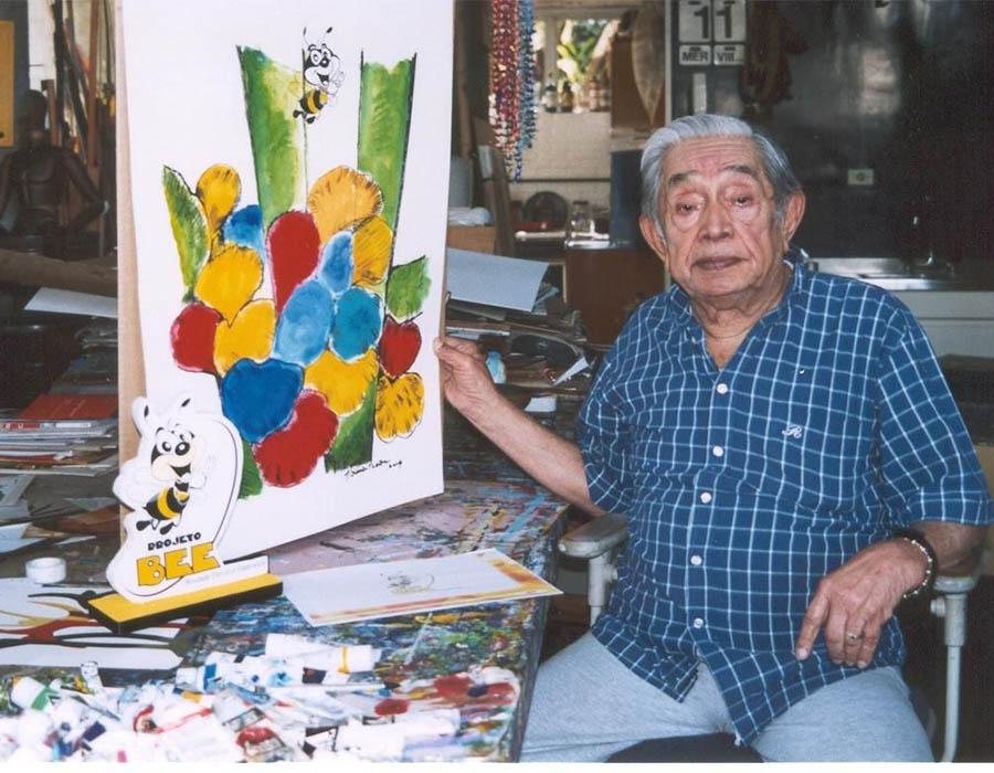 Conheça Aldemir Martins: O pintor que representou o Nordeste