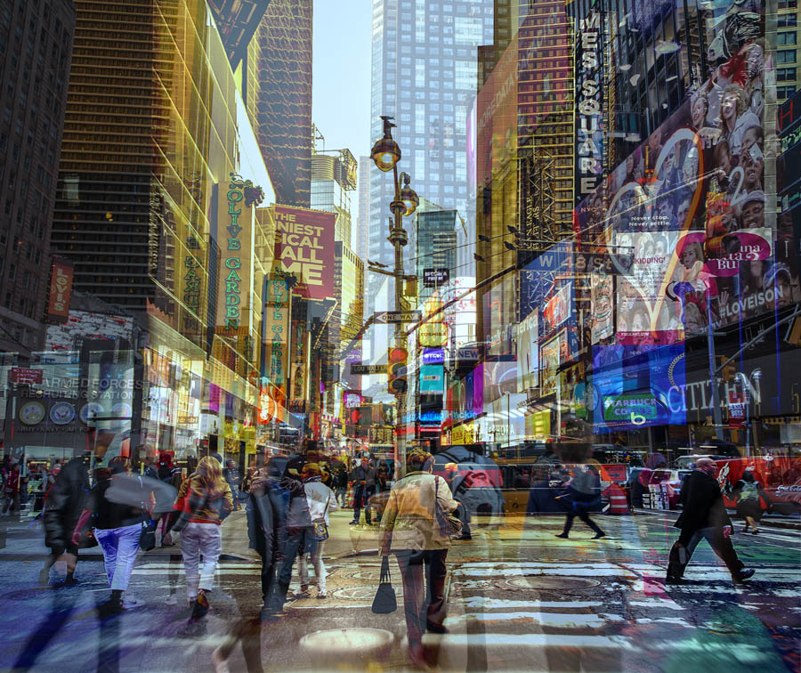 New York de Claudia Furlani