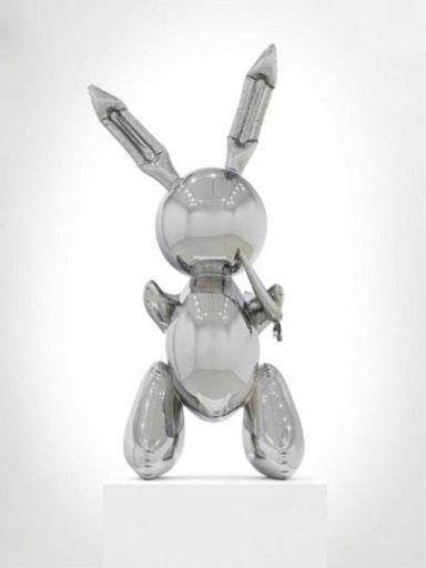 Rabbit Jeff Koons; por que obras de arte são caras