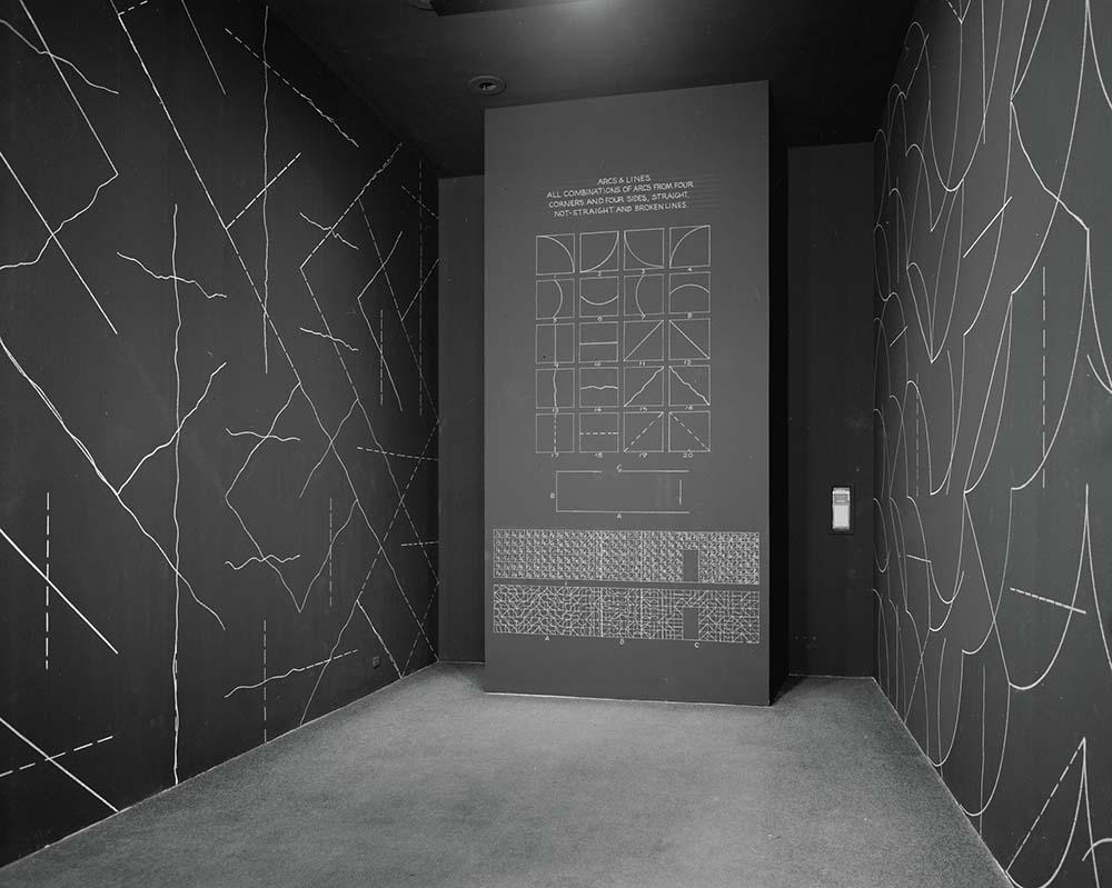 Wall Drawing 260 - instalações