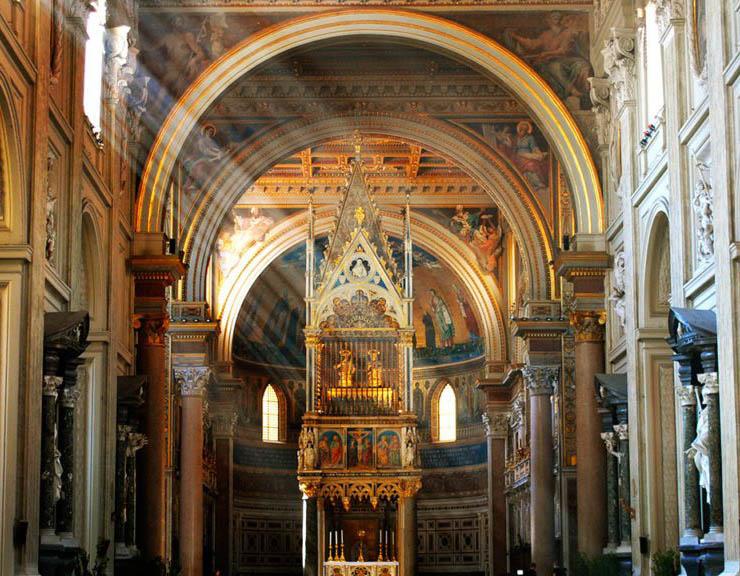 arquitetura sacra