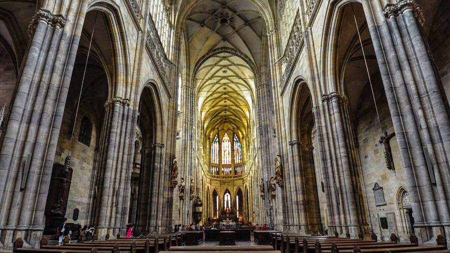 Abóboda ogival; arquitetura gótica