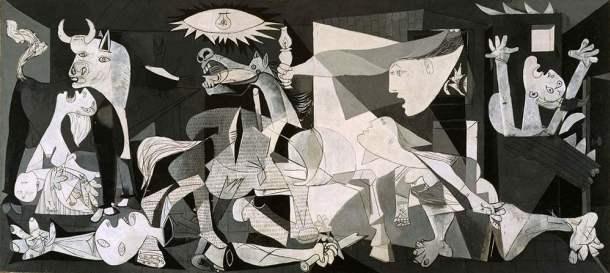 cubismo; Guernica (1937)
