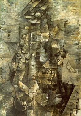 Homem com violão (1911-12)