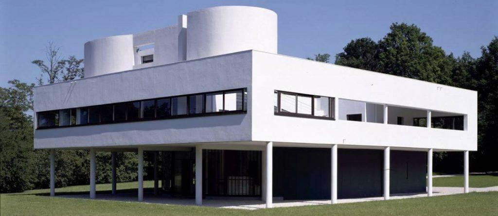 Construção projetada por Le Corbusier