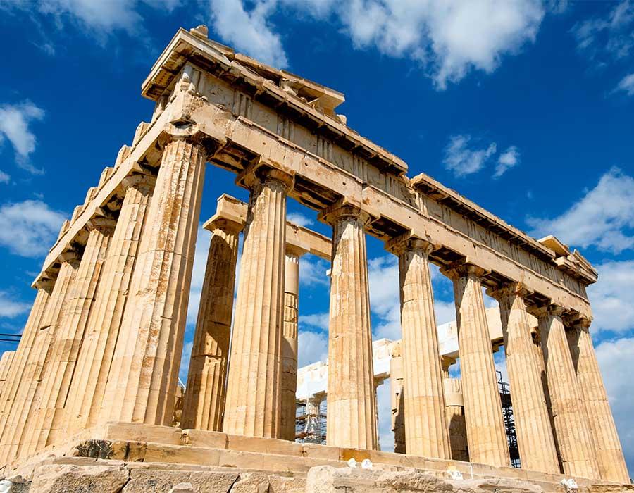 Período clássico; Parthenon