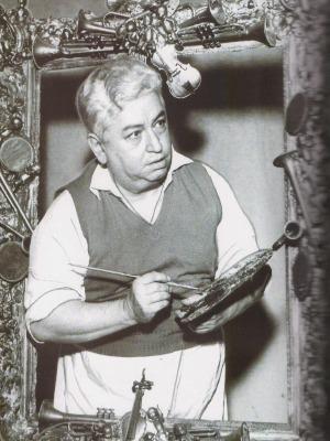 Di Cavalcanti ; artistas modernistas brasileiros